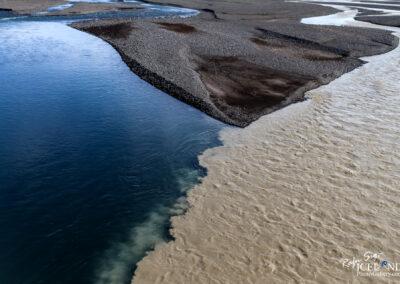 River Núpsvötn on Skeiðarársandur - South │ Iceland Landsc