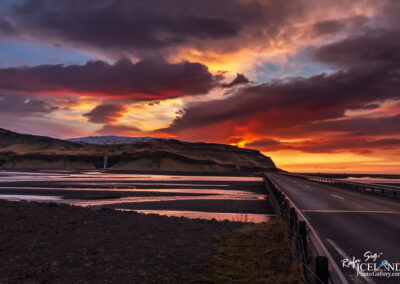 Seljalandsfoss Morning colors │ Iceland Photo