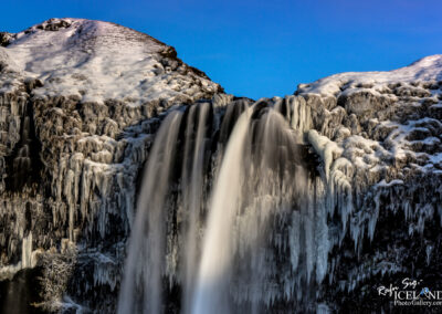 Seljalandsfoss is waterfall - South │ Iceland Landscape Photog
