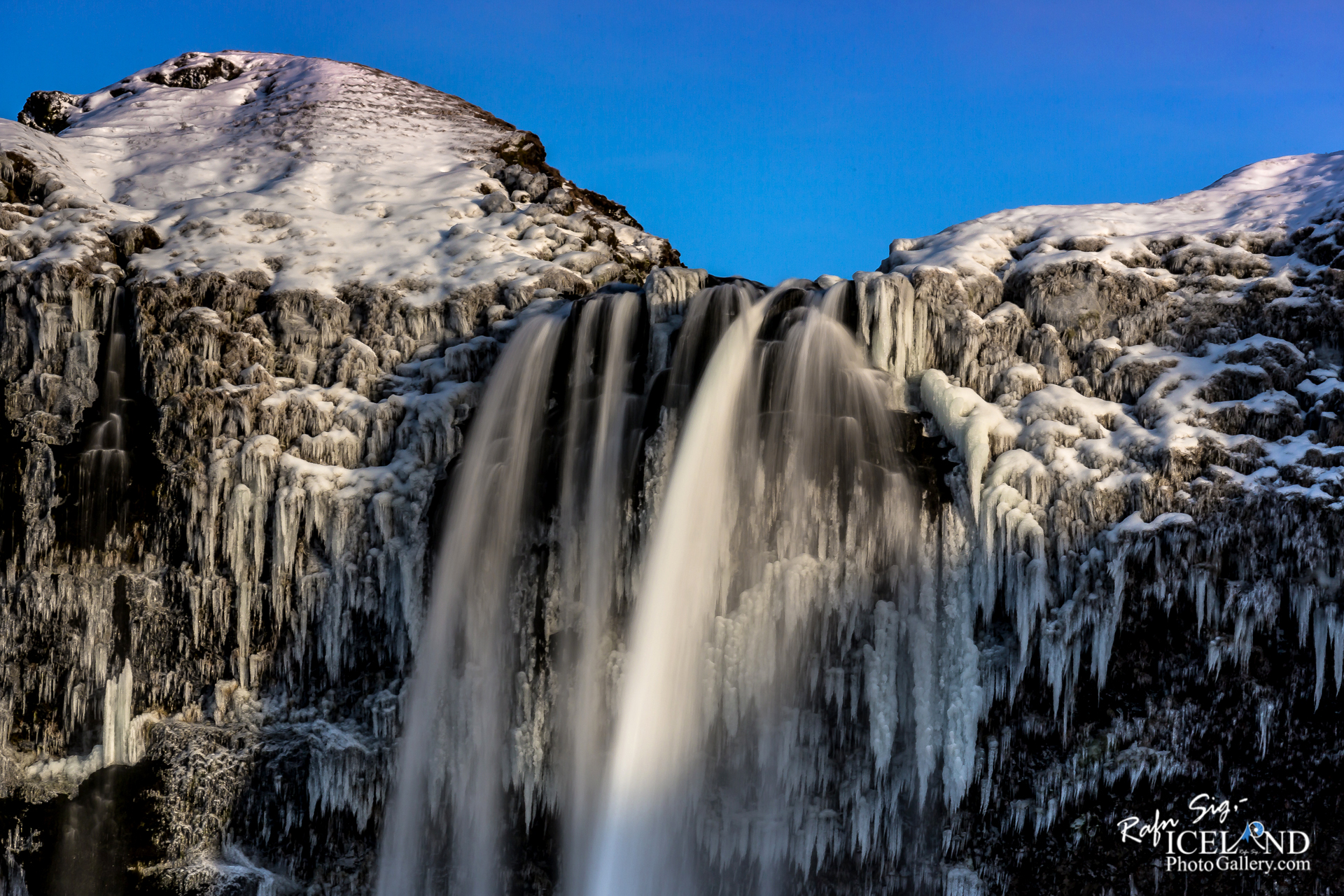 Seljalandsfoss is waterfall - South │ Iceland Landscape Photog