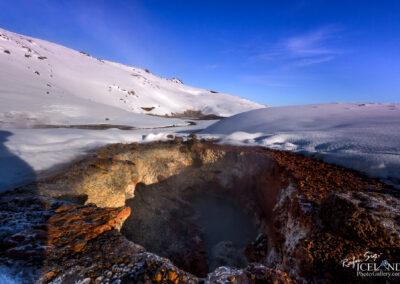 Seltún at Krísuvík. Geothermal Area - South West │ Iceland