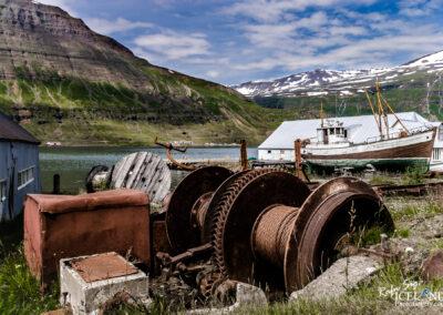 Seyðisfjörður village – Eastfjords │ Iceland City Photo
