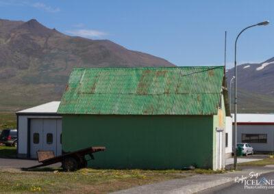 Skagaströnd village – North │ Iceland City Photography