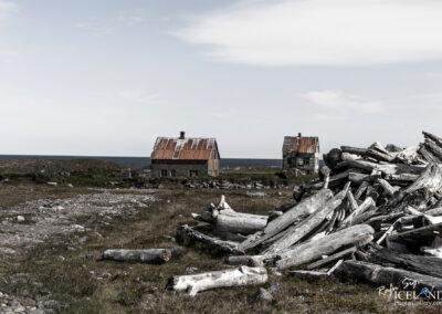 Skinnalón Abandoned farm - North │ Iceland Landscape Photogr
