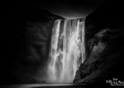 Skógafoss waterfall - South │ Iceland Landscape Photography