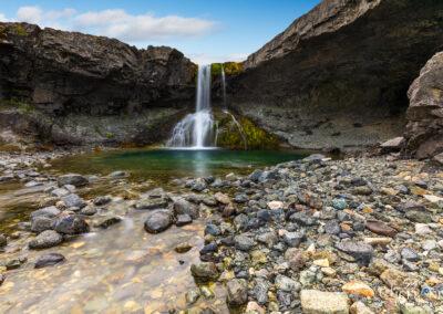 Skútafoss waterfall │ Iceland Landscape Photography