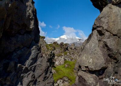 Snæfellsjökull Glacier Volcano - West │ Iceland Landscape Ph