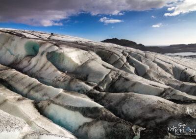 Sóheimajökull Glacier - South │ Iceland Landscape Photograph