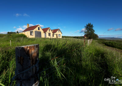 Stóri-Kollabær in Fljótshlíð │ Iceland Photo