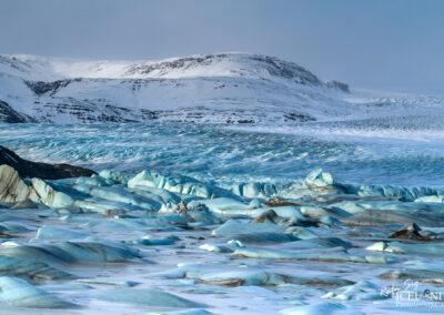 Svínafellsjökull glacier - South │ Iceland Landscape Photogr