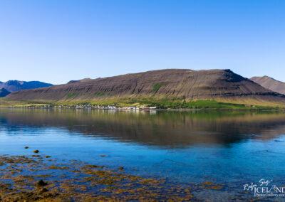 Þingeyri village- Westfjords │ Iceland City Photography