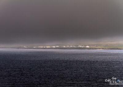 Þórshöfn village – Eastfjords │ Iceland City Photography