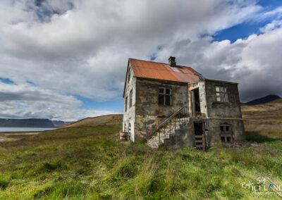 Tjaldanes Abandoned Rural Home - Westfjords │ Iceland Landscap