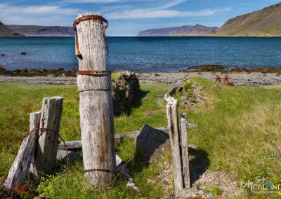 Trostantfjörður bay- Westfjords │ Iceland Landscape Photogra