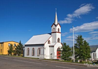 Vopnafjörður village - Eastfjords │ Iceland