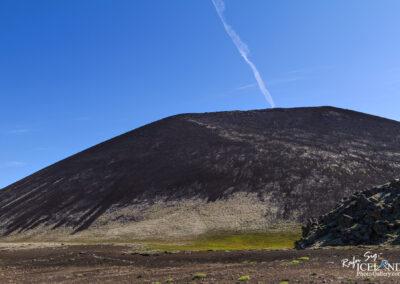 Ytri-Rauðamelskúla Volcano Crater - West │ Iceland Landscape