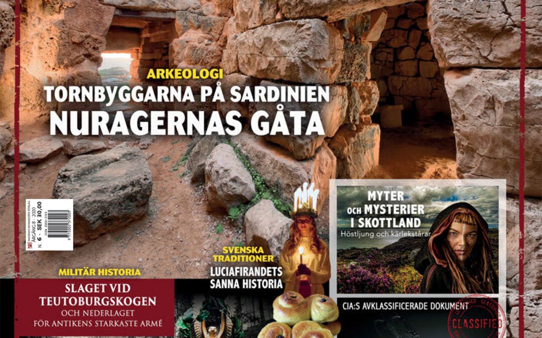 Veritas Arcana 2020 Swedish edition nr 6 – Center Opening Photo