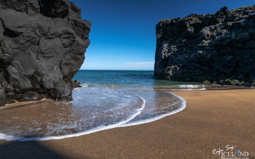 Skarðsvík Beach – Iceland Landscape Photography