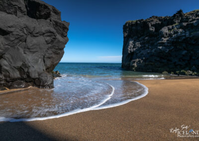 Skarðsvík Beach │ Iceland Landscape Photography