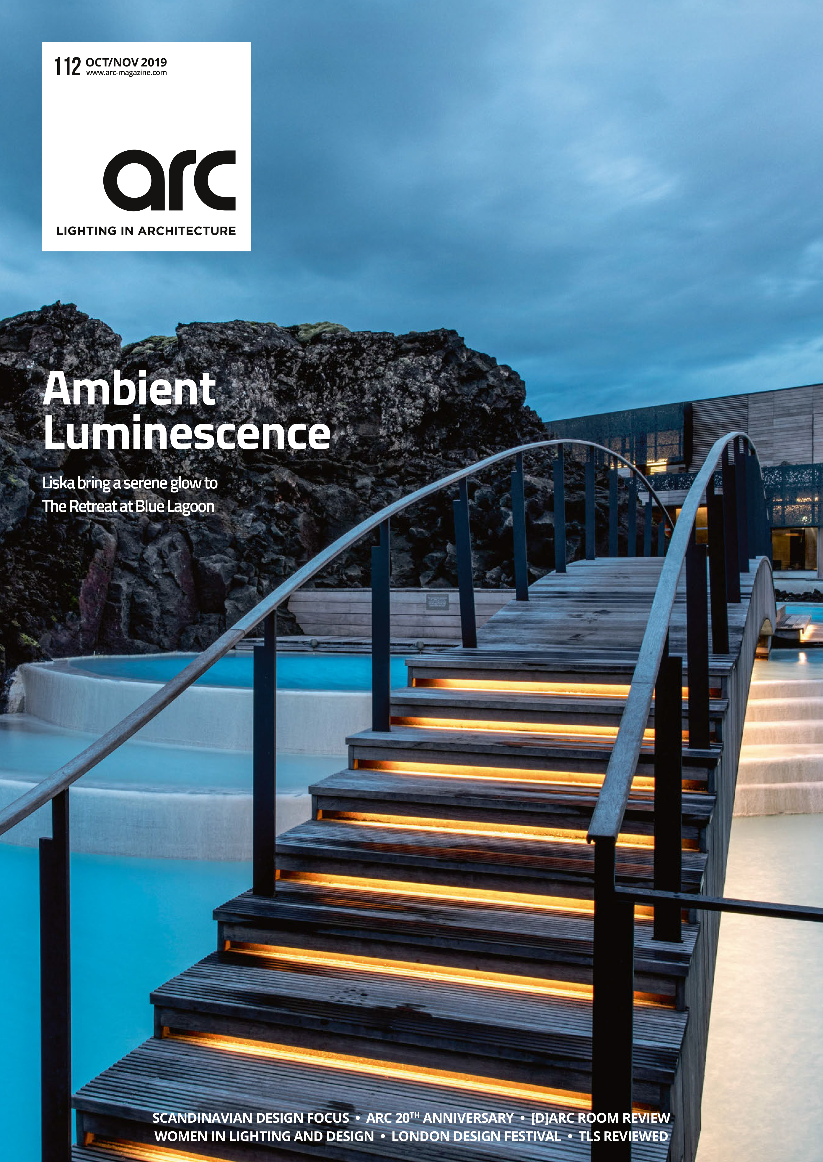 """ARC Lighthing in Architecture"" Magazine"
