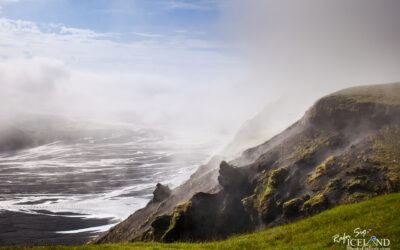Múlakvísl River near Rjúpnagil - South │ Iceland Landscape