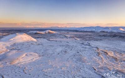 Sundhnúkagígar Crater row │ Iceland Volcano Landscape