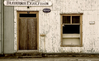 Verslun Bræðurnir Eyjólfsson │ Flateyri - Westfjords - Iceland