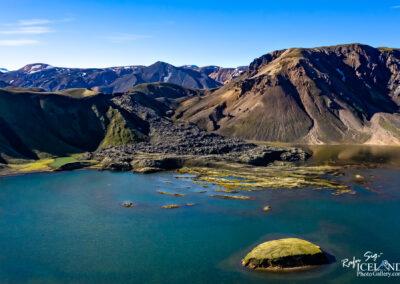Frostastaðavatn Lake at Fjallabak Nyrðri Highlands │ Iceland