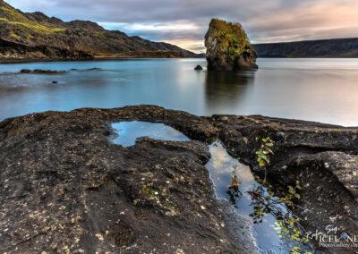 Kleifarvatn Lake at Reykjanes │ Iceland Landscape Photography