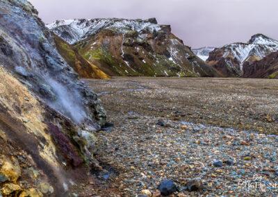 Landmannalaugar - Highlands │ Iceland Landscape photography