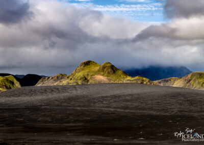 Landmdannalaugar - Highlands│ Iceland Landscape Photography