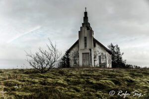 The lost Church – Iceland Documentary Photography