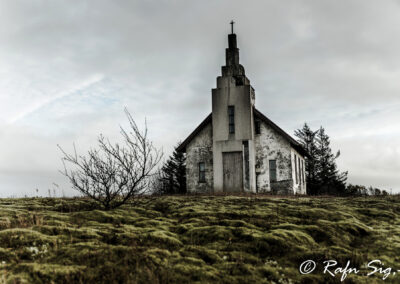 The lost Church │ Iceland Documentary Photography