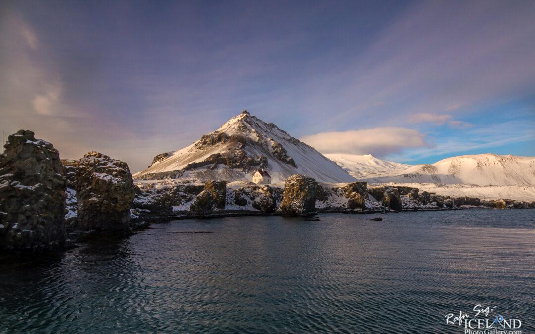 Arnarstapi at Snæfellsnes – Iceland Landscape Photography