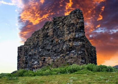 Ásbyrgi Canyon - North │ Iceland Landscape Photography