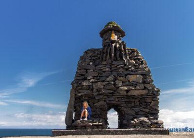 Bárður Snæfellsá Statue at Arnarstapi - West │ Iceland Landscape Photography