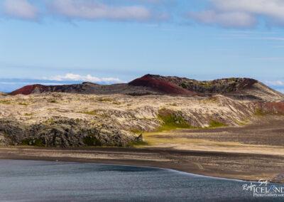 Berserkjahraun lava field at Snæfellsnes - West │ Iceland Lan