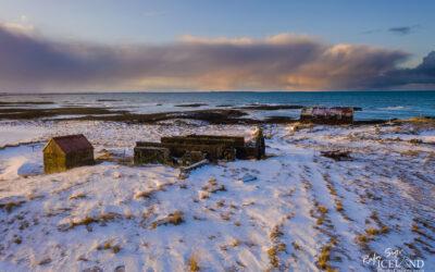 Bjarg at Vatnsleysuströnd - South West │ Iceland Landscape Ph