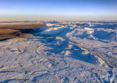 Bláfjöll - South West │ Iceland Landscape Photography