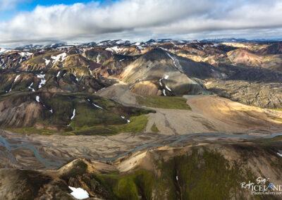 Bláhnúkur in Landmannalaugar area in the Highlands │ Iceland