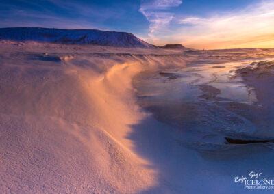 Bleiksmýri on Krísuvíkurheið - South West │ Iceland Landsc