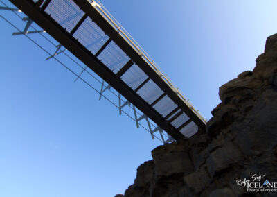 Bridge between continents - South West │ Iceland Landscape Pho