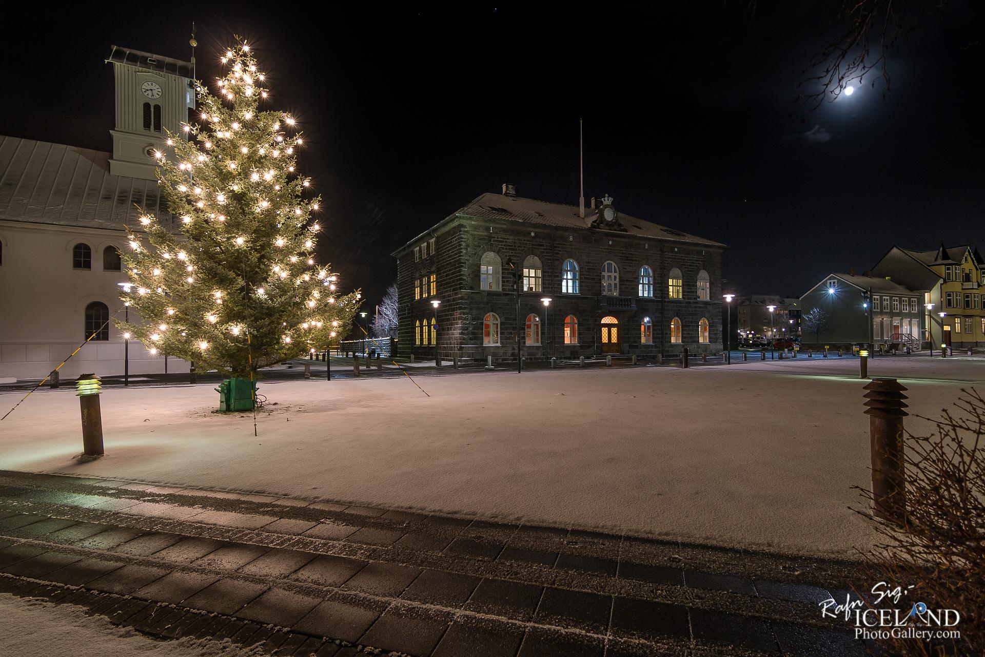 Christmas │ Reykjavík Capital │ Iceland