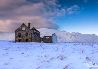 The Abandoned Farmhouse of Dagverðará at Snæfellsnes - #Iceland