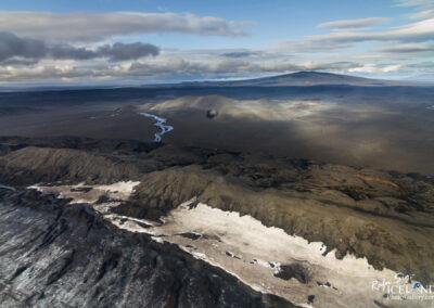 Dyngjuháls and Trölladyngja Highlands │ Iceland Landscape fr