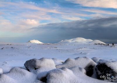 Eldvörp Volcano Crades - South West │ Iceland Landscape Photo