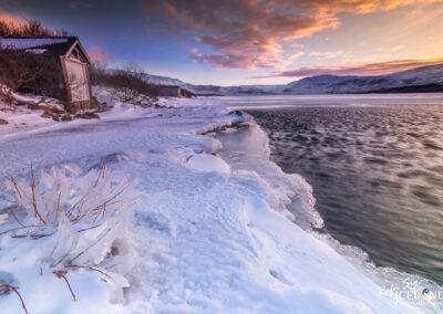 Eyrarvatn Lake - West │ Iceland Landscape Photography