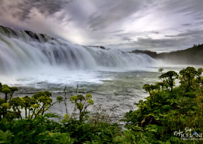 Faxi Waterfall - South │ Iceland Landscape Photography