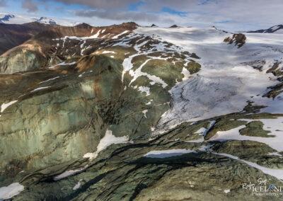Fellsárjökull and Sveinstunga Mountains │ Iceland Landscape