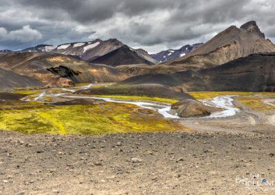 Fjallabak Nyrðri Highlands │ Iceland Landscape Photography